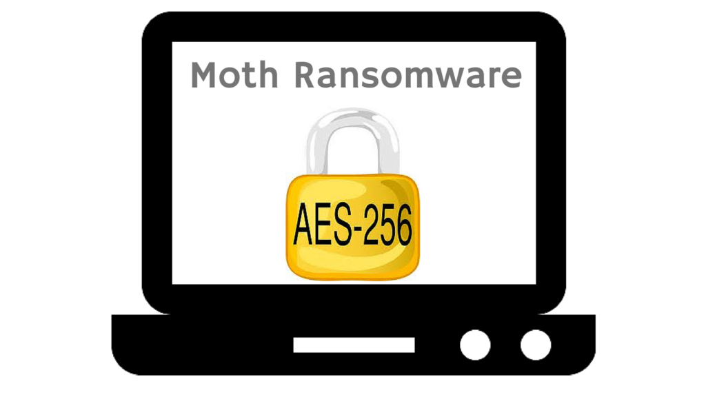 Moth Ransomware-aes-256-bestsecuritysearch