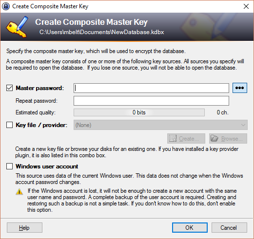 Keepass-create-new-db-1
