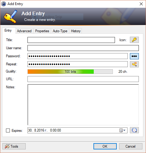 keepass-add-entry-2