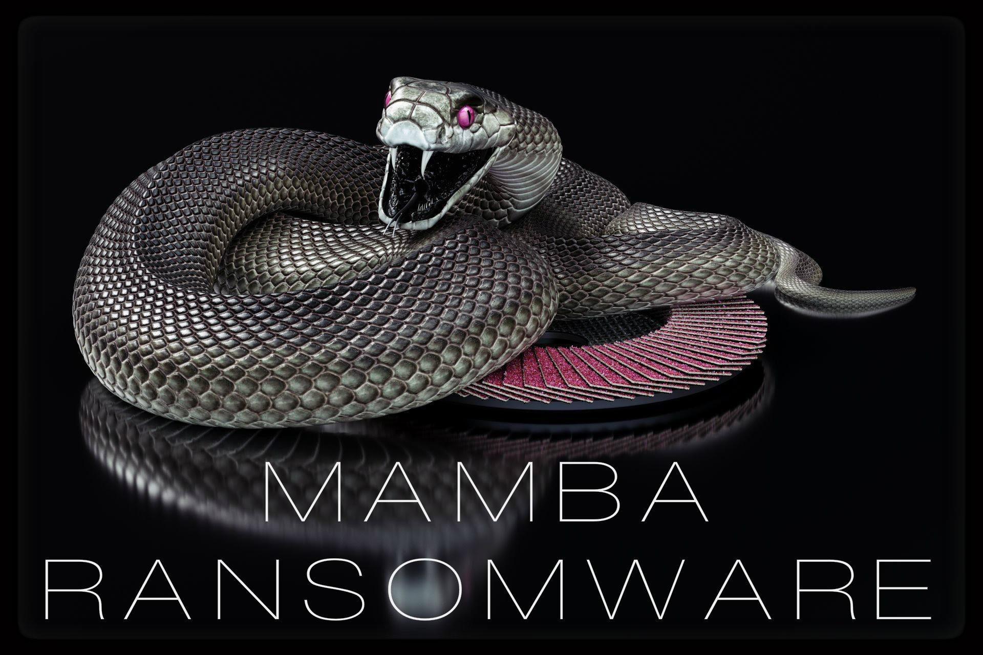 Mamba Ransomware Image