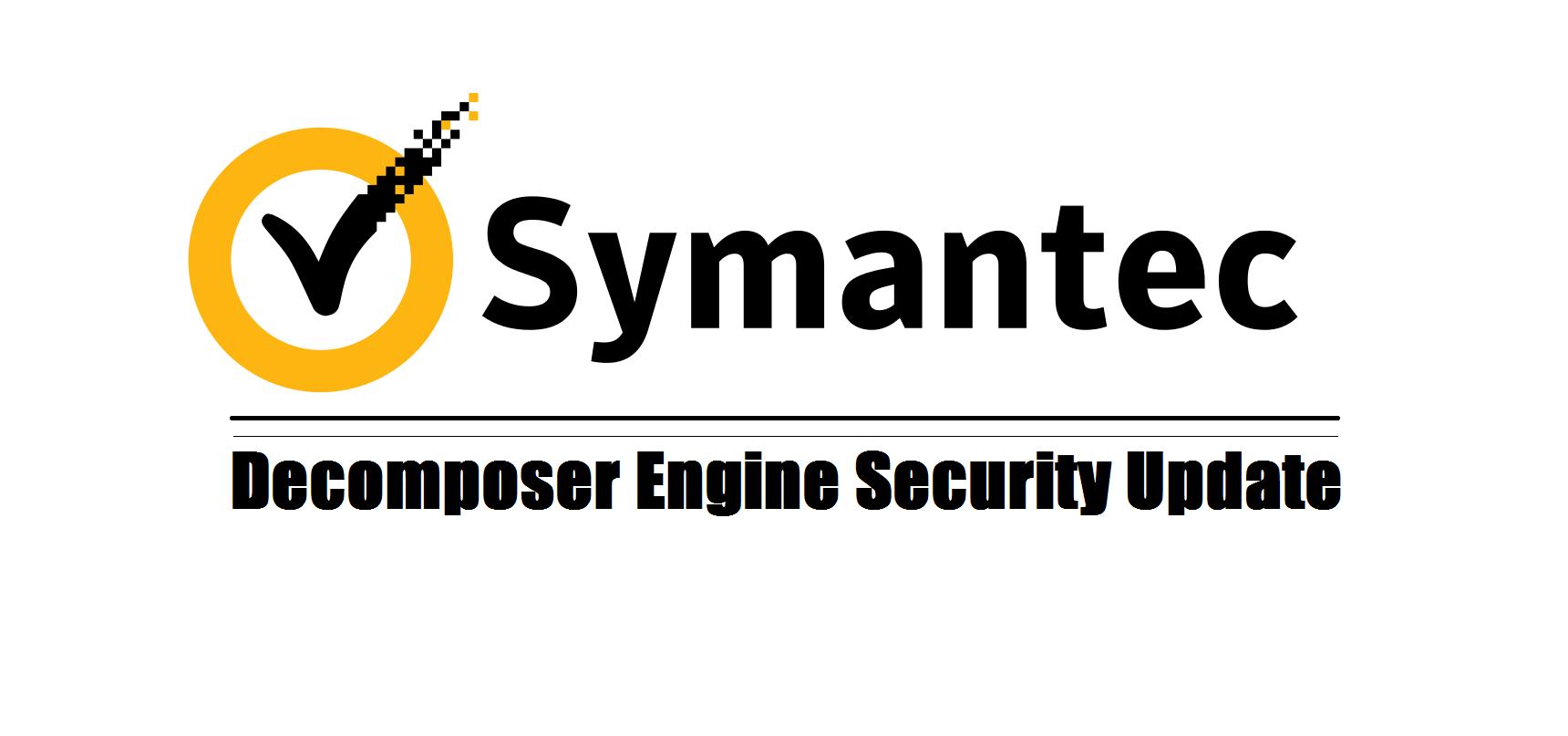 Symantec virus updates download.