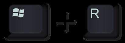 Windows-key-plus-R-button-launch-Run-Box-in-Windows-illustrated