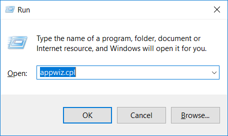 appwiz-cpl-command-run-windows