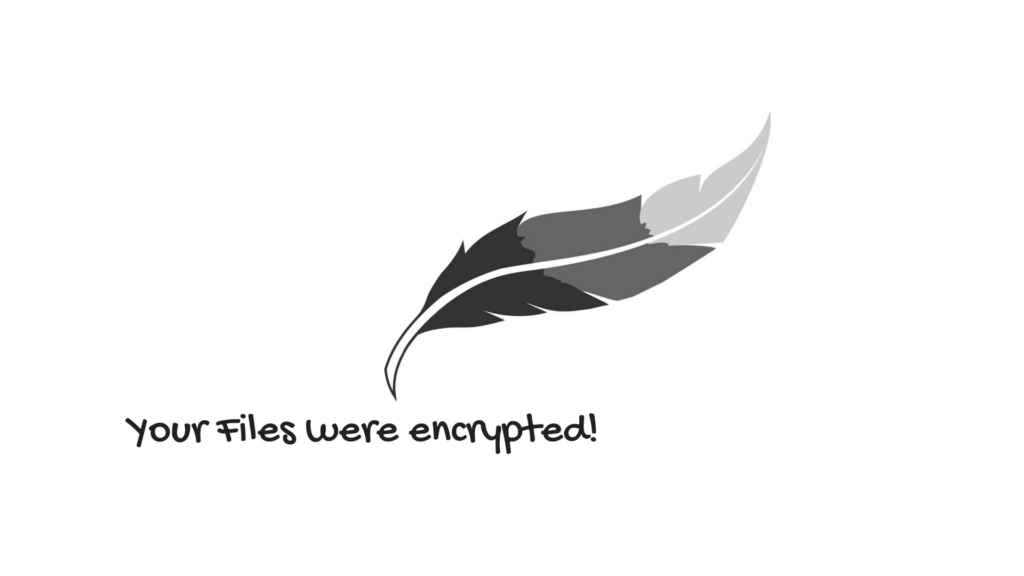 Black Feather Ransomware Virus Scam