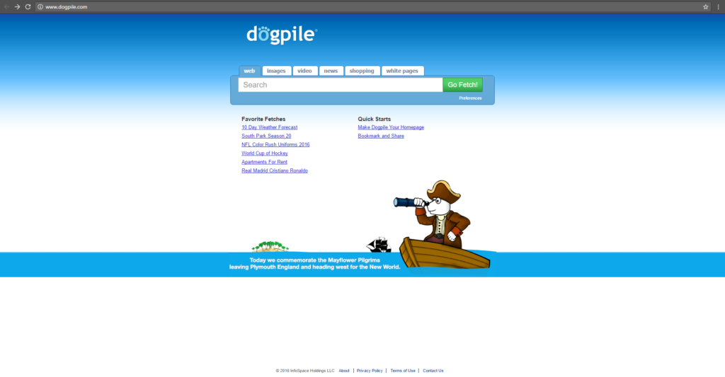 How To Remove Dogpile.com Search Engine Change