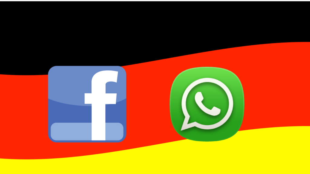 Facebook Sanctioned by Germany for WhatsApp Data Collection