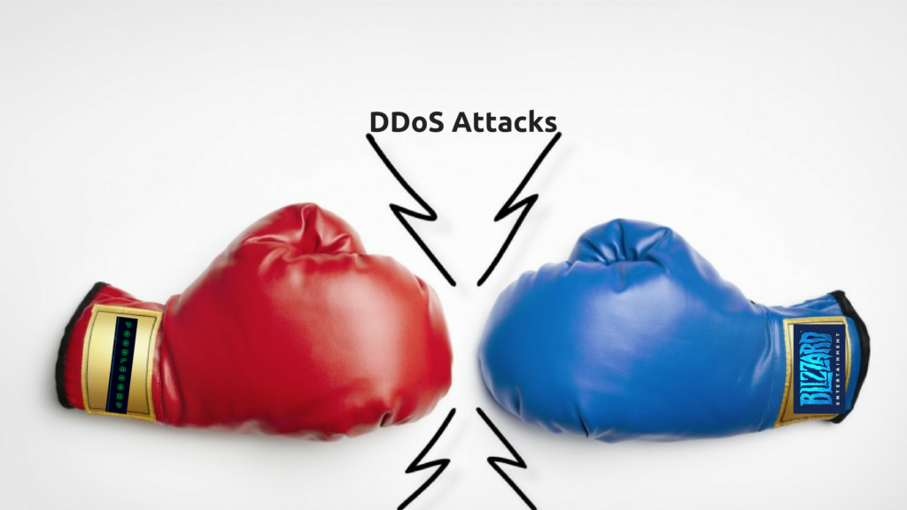 Blizzard Entertainment Suffered New DDoS Attacks