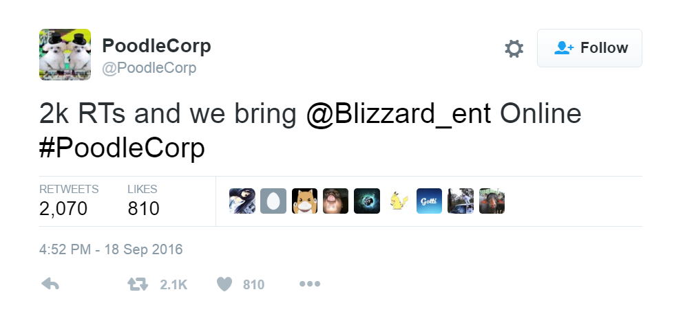 poodlecorp-required-2k-retweets-to-bring-back-blizzard-servers-online