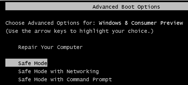 Hackers Abuse Windows 10 Safe Mode Bug