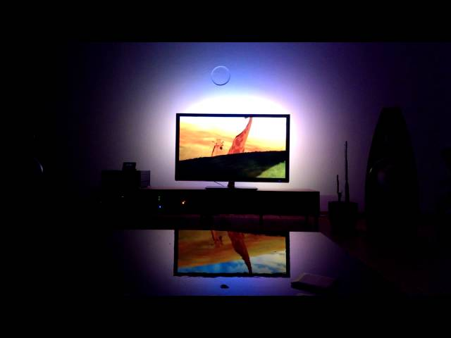 Using the Raspberry Pi to Control Ambient Light