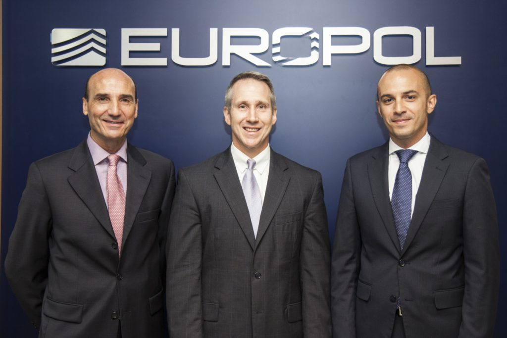 Europol Created Anti BitCoin Laundering Group
