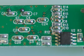 USB Ethernet Adapter Spoofed into a Credential Sniffer
