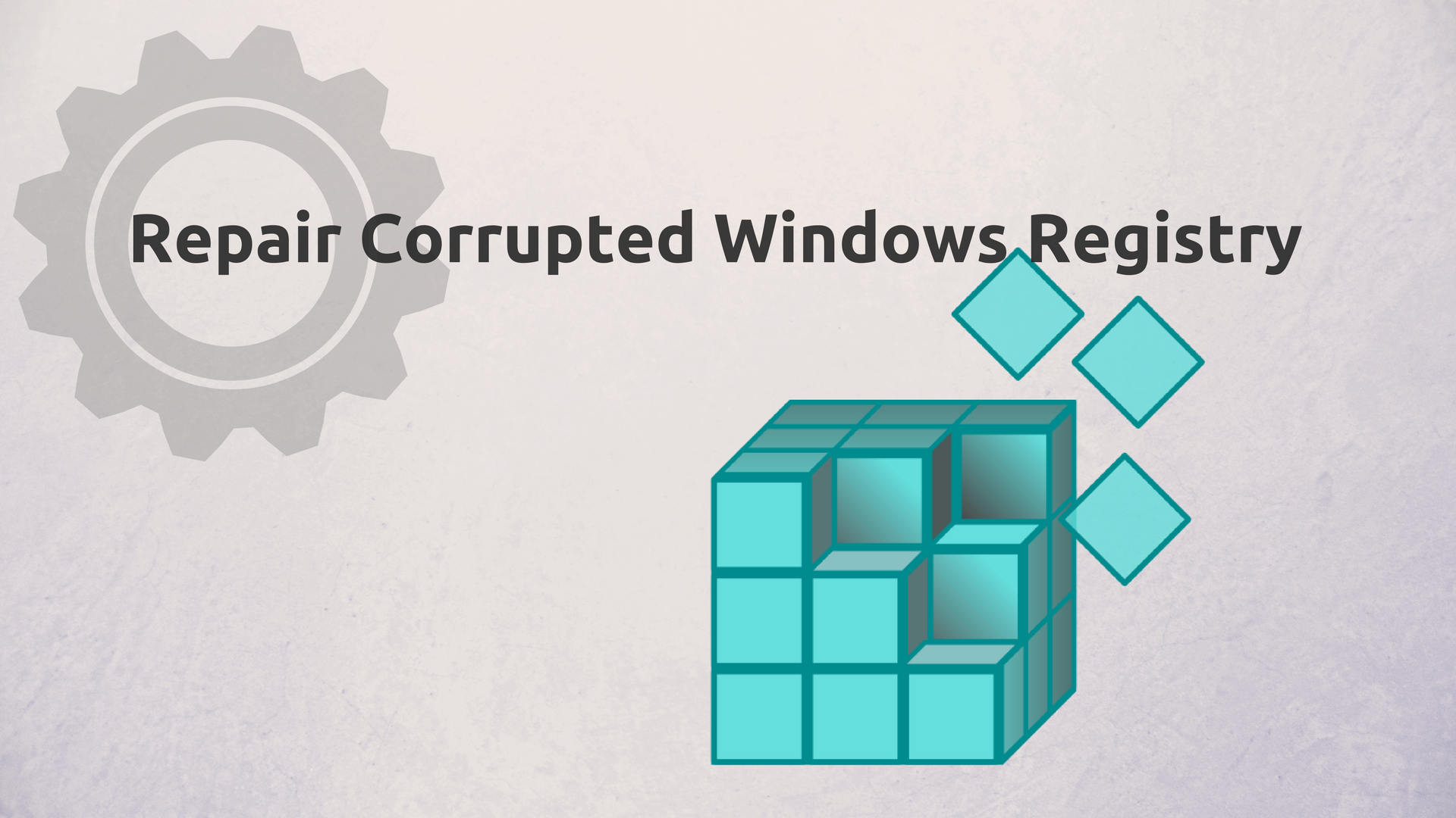 how to search windows registry