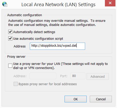 internet-options-connections-lan-settings-proxy-AutoConfigUrl-configuration