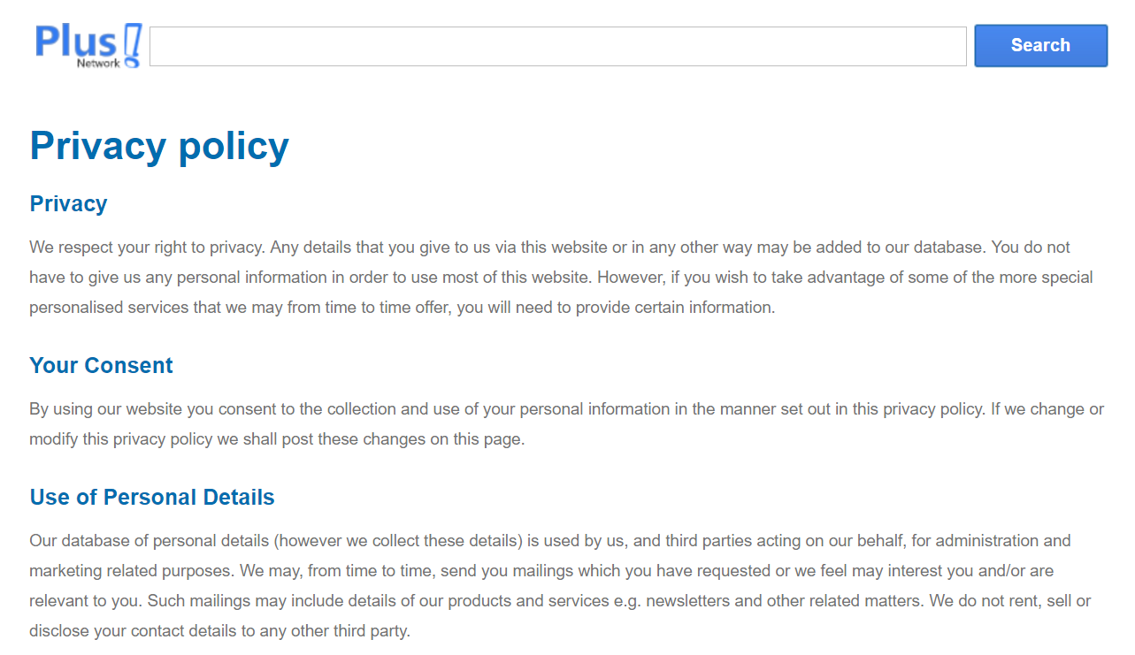 Plusnetwork.com-privacy-policy-rights-bestsecuritysearch