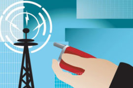 Cell Phones Can Easily Be Traced via WiFi