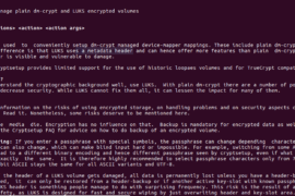 Linux Flaw Allow Attackers To Easily Open A Root shell (CVE-2016-4484)