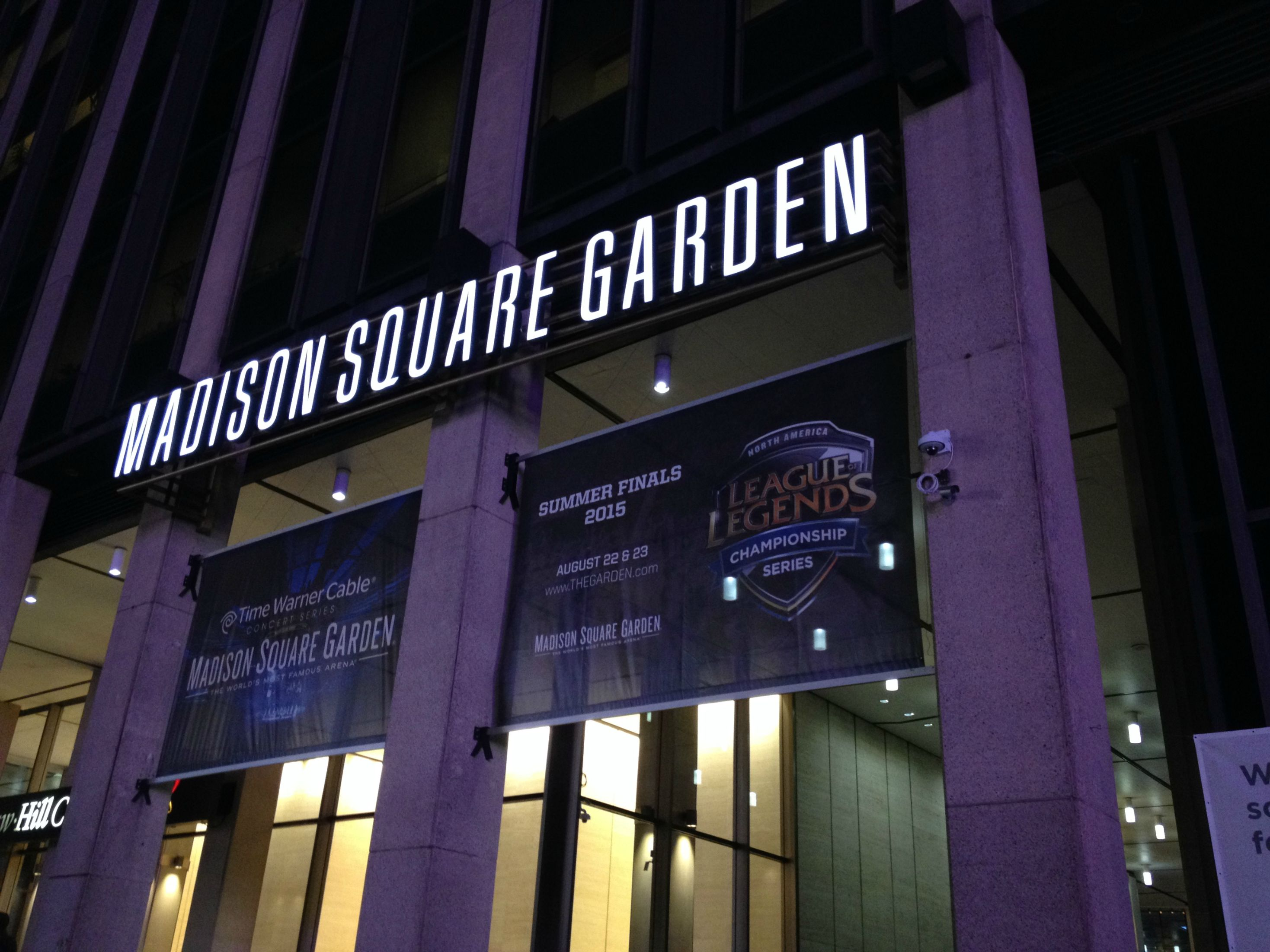 Madison Square Garden Payment Systems Hacked Best Security Search