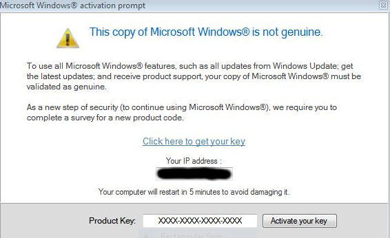 Sharecash Screenlocker Ransomware Virus (Removal Steps and Protection Updates)
