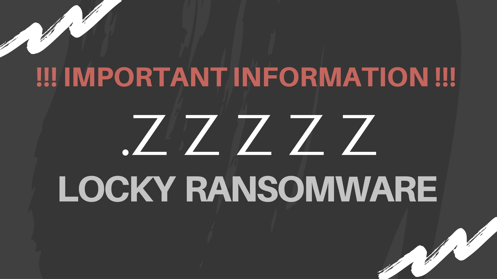 .zzzzz Malicious File Extension (Removal Steps and Protection Updates)