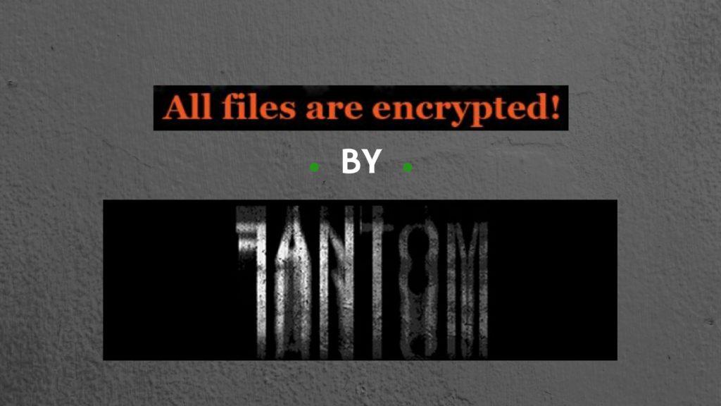 How to Remove Fantom (fantomd12@Yandex.ru) Ransomware