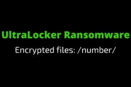 UltraLocker Ransomware Virus (Removal Steps and Protection Updates)