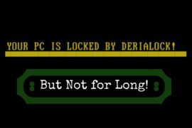 DeriaLock Screenlocker Ransomware Virus (Removal and Protection)