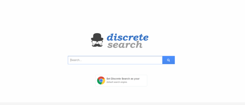 How To Remove DiscreteSearch.Com and Fix Your Browser