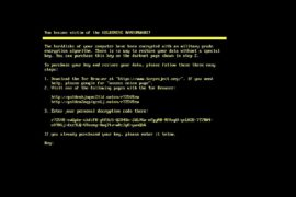 New Goldeneye Ransomware Infection – Remove It and Fix Your PC