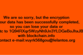 Killdisk Ransomware Virus (Removal Steps and Protection Updates)