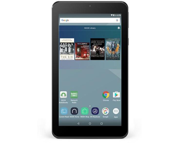 Updated: New Barnes & Noble Nook 7 Tablets Deliver Malware