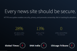 Freedom of the Press Foundation Launches Secure The News Initiative