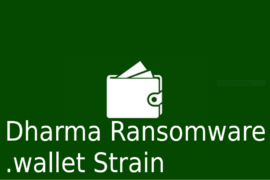 How To Restore .wallet Files and Remove The Dharma Ransomware Virus