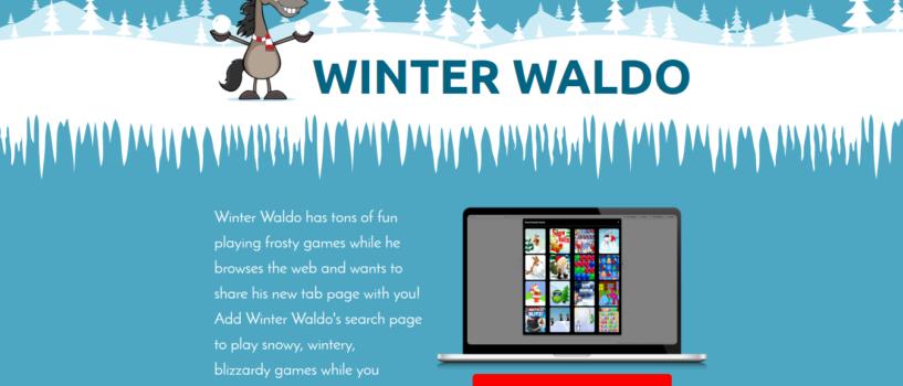 How To Remove The winterwaldo.com Hijacker
