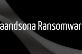 Kaandsona Ransomware Virus (Removal Steps and Protection Updates)