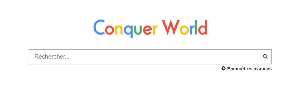 How To Remove Search.conquerworld.fr And Restore Chrome, IE, Firefox