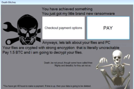 First Ransomware Virus (Removal Steps and Protection Updates)
