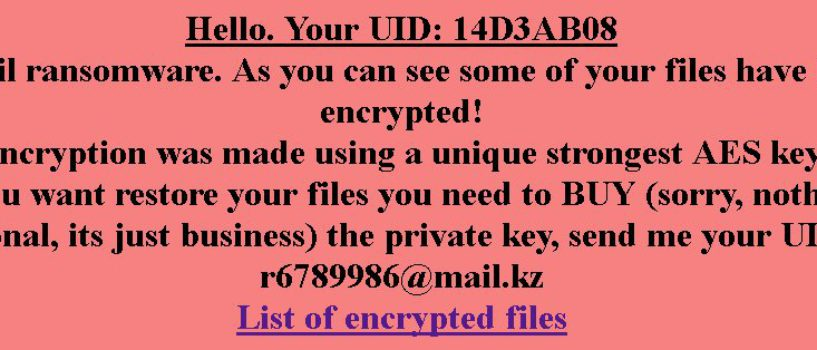 Javascript Evil Ransomware Virus (Removal Steps and Protection Updates)