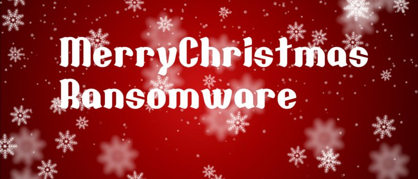 MerryChristmas Ransomware Virus (Removal Steps and Protection Updates)