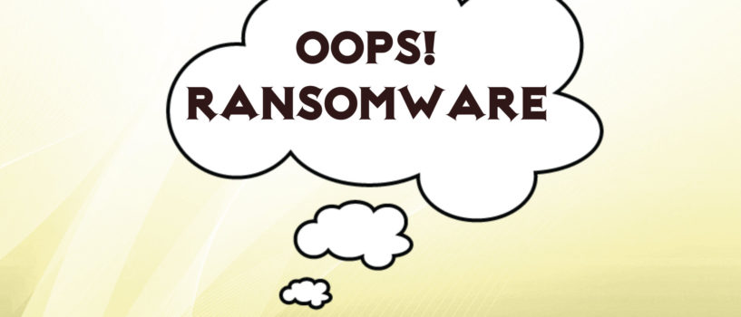 Oops Ransomware Virus (Removal Steps and Protection Updates)