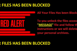 Red Alert Ransomware Virus (Removal Steps and Protection Updates)