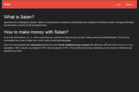 Satan Ransomware Virus (Removal Steps and Protection Updates)