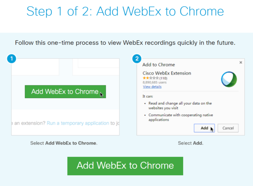 Cisco Systems WebEx Chrome Extension Left Millions Vulnerable