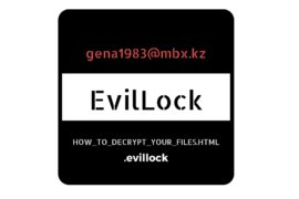 EvilLock Ransomware Removal and .Evillock Decryption