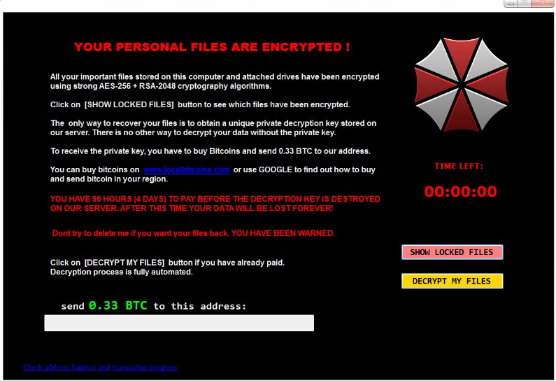 Fadesoft Ransomware Virus (Removal Steps and Protection Updates)