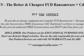 Ranion Ransomware Virus (Removal Steps and Protection Updates)