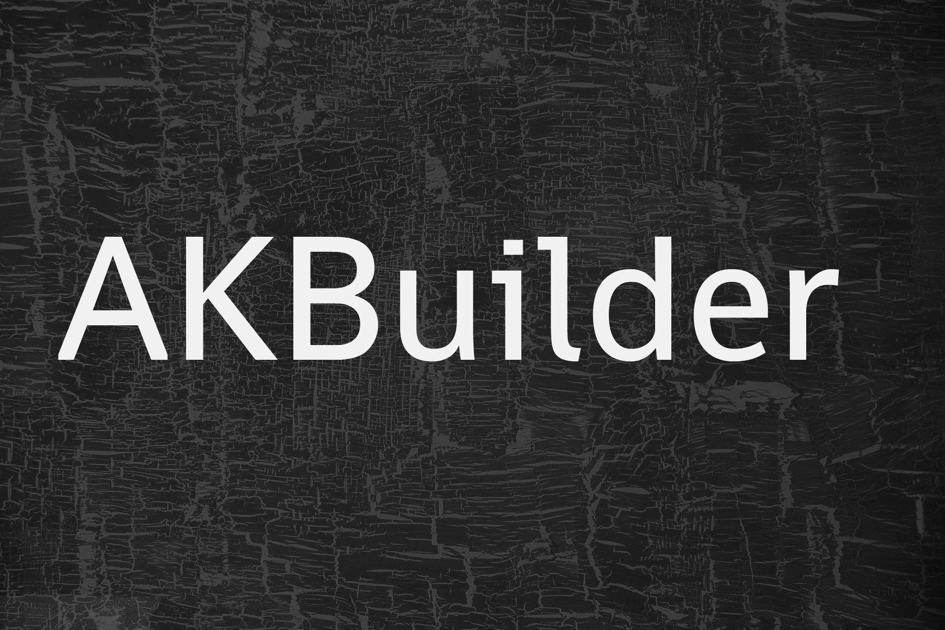 AKBuilder Exploit Kit Revealed