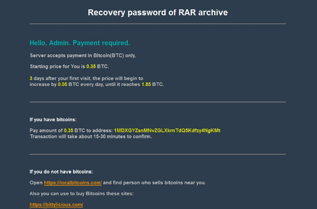 All_Your_Documents Ransomware Virus (Removal Steps and Protection Updates)