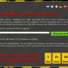 .Crypted File Virus (Dxh26wam Ransomware) Removal and Decryption