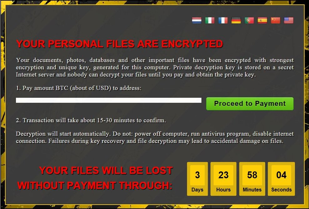 Crypted File Virus (Dxh26wam Ransomware) Removal and Decryption